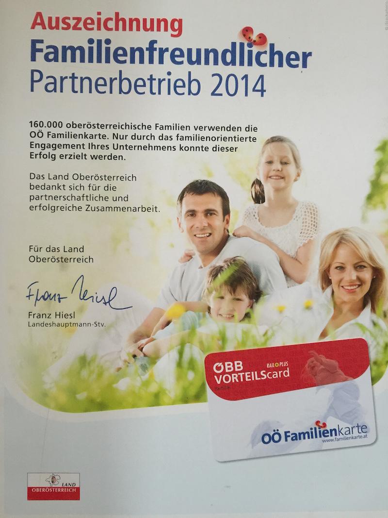 Family card_2014